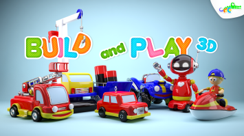 APP - Build and Play 3d