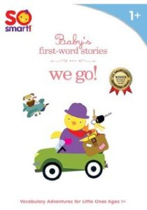Baby's First Word Stories We Go DVD