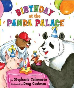 Birthday at the Panda Palace by Calmenson