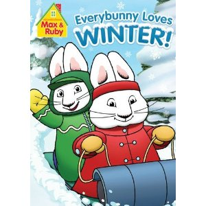 Everybunny Loves Winter DVD