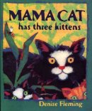 Mama Cat has Three Kittens by Fleming