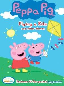 Peppa Pig Flying a Kite DVD
