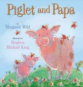 Piglet and Papa by Wild