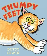 Thumpy Feet by Lewin
