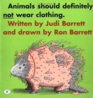 Animals Should Definitely Not Wear Clothing by Barrett