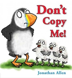 Don't Copy Me by Allen