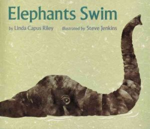 Elephants Swim by Riley