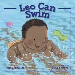 Leo Can Swim by McQuinn
