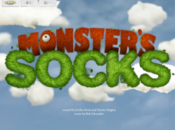 Monster Socks app 1