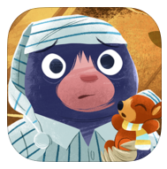 App - Sleepy Moles Moving Day Icon