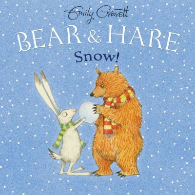 Gravett-Bear_and_Hare_Snow